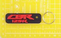 Honda CBR125R CBR 125R plastic keyring Keychain Porte Cles keyholder motorcycle