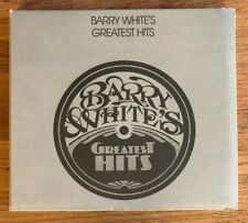 Barry White - Barry White'S Greatest Hits - Barry White CD Digipak in VG Cond