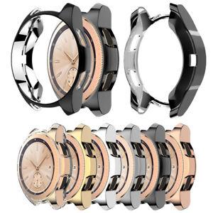 Smartwatch Samsung Galaxy Protector Screen Cover To Bumper Bumper Case TPU Watch