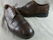 US.Men's Size 10 Skill & Integrity Lotus of England ascot Goodyear welted shoes