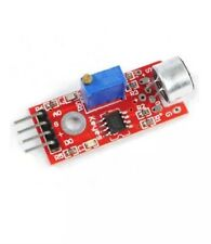 Microphone Sensor AVR PIC High Sensitivity Sound Detection Module Arduino E X 1