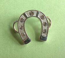 Convertible Bracelet Clasp - Horseshoe Sterling Silver 925 w/ Swarovski Elements