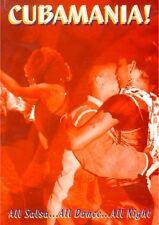 Cubamania! (DVD, 1999), New, All Salsa,,,All Dance...All Night