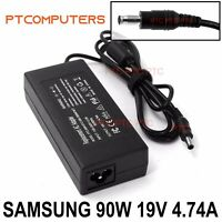NEW 19V 4.74A 90W Laptop Charger AC Adapter For Samsung R517 R518 R522 R530 R580