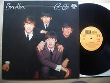 The Beatles 1962-65 (super-clean) CZECHOSLOVAKIA Supraphon CSSR