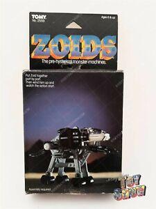 Vintage 1982 TOMY ZOIDS OAR Elepantus Elephant type mint in box MIB complete