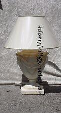 Lampe Tischleuchte Tischlampe Schreibtischlampe Stehlampe Auf Alt  6892 Crem