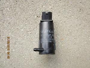03-06 KIA SPECTRA WINDSHIELD WASHER RESERVOIR FLUID TANK PUMP MOTOR 98510-2F000