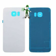 For Samsung Galaxy S7 Edge G935 Back Battery Cover Glass Replacement White