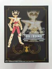 Bandai Myth Cloth Bronze V2 Power of Gold Saint Seiya Pegasus Pégase Seiya NEW