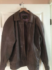 Scully Men Lambskin Genuine Leather Jacket Thinsulated lining rayon Excellent-M
