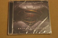 OST Batman v Superman - Dawn of Justice - Hans Zimmer CD New Sealed