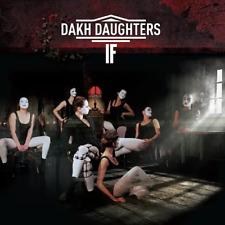 IF by Dakh Daughters (DakhaBrakha) (CD, 2018, Ukraine)