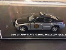First Response Replicas Colorado State Patrol 75th Anniversary Premier