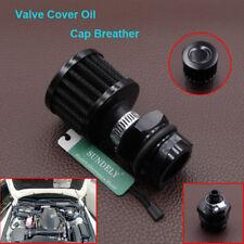 LSX LS1/LS6/LS2/LS3/LS7 Billet Aluminum Valve Cover Oil Cap Chrome Breather
