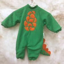 Tom Arma Dinosaur dragon 12-18 Mo Halloween Costume Green Signature Collection
