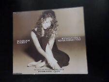 CD SINGLE - MARIAH CAREY - WITHOUT YOU