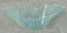 Grande coupe verre design ZANFIRICO venini murano FULVIO BIANCONI? vase glass