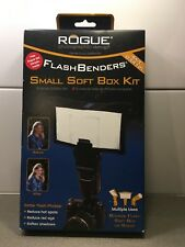 Rogue Flash Benders Small Soft Box Kit - NEW