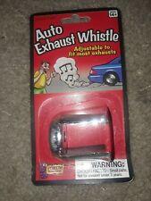 Auto Exhaust Whistle Car Pipe Joke Loud Sound Prank Trick