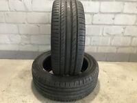 Sommerreifen 2X Reifen Gebraucht Reifen Gebraucht Continental Contisportcontact