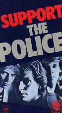 ADESIVO-THE POLICE - ORIGINALE DELL'EPOCA. NUOVO