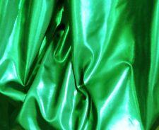 """EMERALD GREEN HI-QUALITY 4W STRETCH SPANDEX LYCRA METALLIC LEGGING FABRIC 60""""W"""