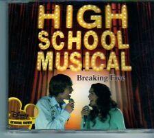 (DO171) High School Musical, Breaking Free - 2006 CD
