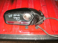 89 AUDI 5000 SIDE VIEW POWER MIROR LEFT/DRIVERS USED