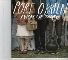 (DR840) Port O'Brien, I Woke Up Today - 2008 DJ CD