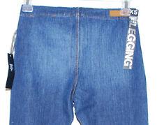 JOE'S JEANS Womens The Jean Legging in Destroy Med Blue sz XSmall