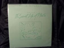 Stevie WONDER-The Secret Life of Plants 2 LP