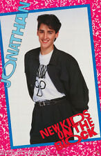 POSTER : MUSIC: NEW KIDS ON THE BLOCK - JONATHAN - FREE SHIP'N   #3275   RAP27 A