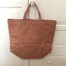 Maison Martin Margiela h&m grandes bolso shopper piel Bag Leather