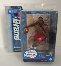 Los Angeles Clipper Elton Brand Action Figure McFarlane Series 12 NBA Basketball