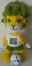 Pupazzo Peluche ORIGINALE FIFA 2010 South Africa World Football Mascotte Plush