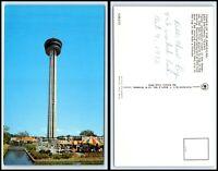 TEXAS Postcard - San Antonio, Tower Of The Americas H3