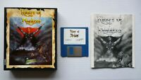 Amiga RINGS OF MEDUSA Strategy Tactics RPG Fantasy Game - STARBYTE 1989 - TESTED