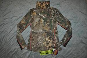 Under Armour Womens ColdGear Infrared EVO Scrunch Neck Realtree AP Xtra 1247091