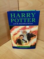 """Harry Potter and the Half-Blood Prince,1st edition """"eleven owls"""" misprint"""