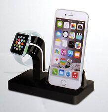 Dockingstation Apple iPhone SE 6 6S 7 8 X Xs Watch USB Ladestation Laden Ständer