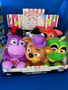 Funko Five Nights at Freddys plush doll Pizzeria Simulator