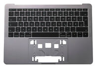 "Apple Macbook Pro Retina 13,3"" A1708 Topcase Tastatur Cover Gehäuse 2016 2017"