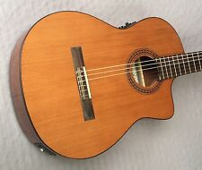 Cordoba C5-CE Cedar Top Acoustic-Electric Nylon-String Classical Guitar