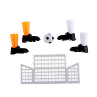 Funny gadgets finger soccer match toy funny finger toy game set toys