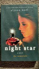 The Immortals: Night Star 5 by Alyson Noël (2013, Paperback)