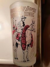 1962  KENTUCKY DERBY GLASS - OFFICIAL - PERFECT CONDITION