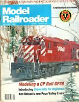 Model Railroader Magazine - January 1991