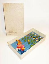 25 Jahre VEB Kunstblume Sebnitz Schmetterlinge zum Binden Basteln 1960er Muster