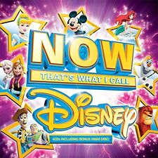 NOW That's What I Call Disney [CD] NEU Box Set, Soundtrack